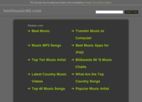 bestmusic40.com