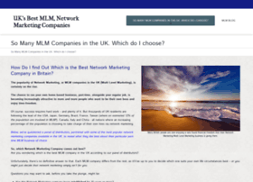 bestnetworkmarketingcompanies.co.uk
