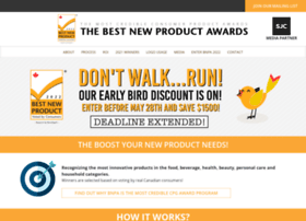 bestnewproductawards.ca