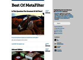 bestof.metafilter.com