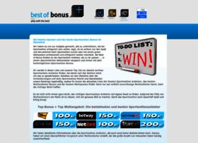 bestofbonus.com