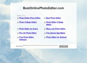 bestonlinephotoeditor.com