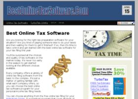 bestonlinetaxsoftware.com