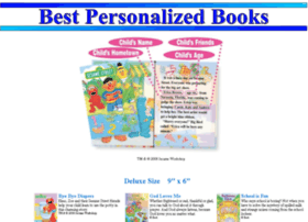 bestpersonalizedbooks.com