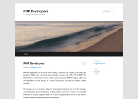 bestphpdevelopers.wordpress.com