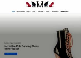 bestpoledancingshoes.com