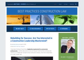 bestpracticesconstructionlaw.com