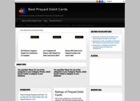 bestprepaiddebitcards.com