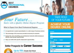 bestprofessionaldegrees.com