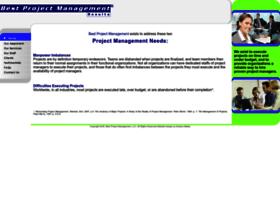 bestprojectmanagement.com