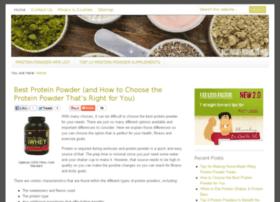bestproteinpowderforyou.com