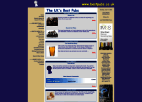 bestpubs.co.uk
