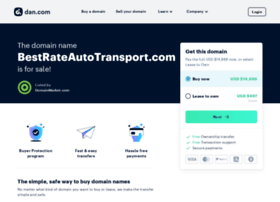bestrateautotransport.com