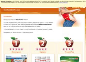 bestrateddietproducts.com