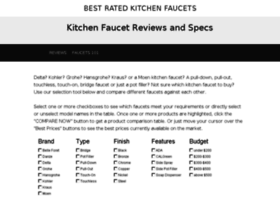 bestratedkitchenfaucets.com