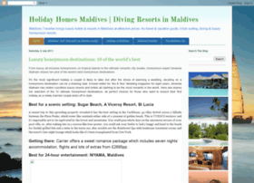 bestresortsinmaldives.blogspot.in
