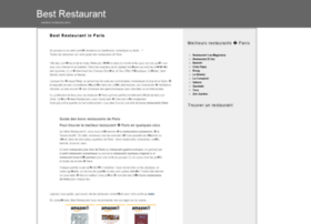 bestrestaurant.fr