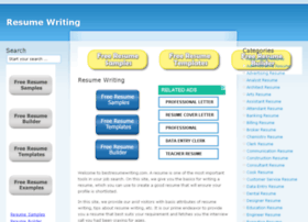 bestresumewriting.com