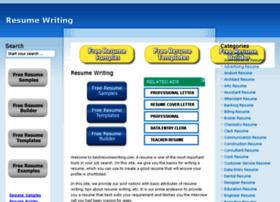 bestresumewriting.com