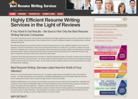 bestresumewritingservices.net