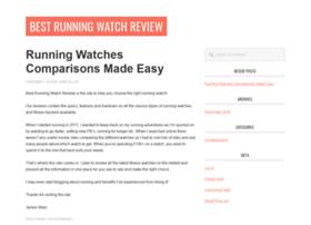 bestrunningwatchreview.com