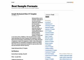 bestsampletemplates.com