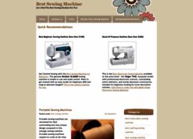 bestsewingmachine.net