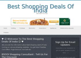 bestshoppingdealsofindia.com