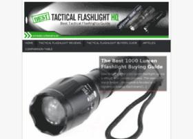 Besttacticalflashlighthq.com