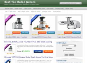 besttopratedjuicers.com