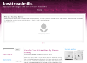 besttreadmills.drupalgardens.com
