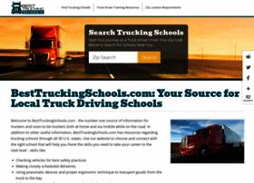 besttruckingschools.com