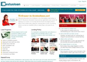 Bestusloan.net