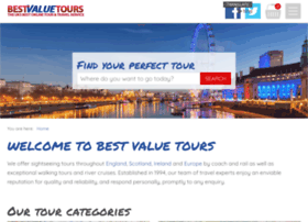 bestvaluetours.co.uk