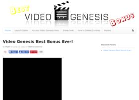 bestvideogenesisbonus.com