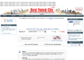 bestvotedcity.com