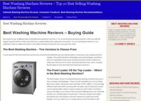 bestwashingmachinereviews.org.uk