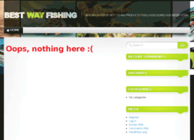 bestwayfishing.com