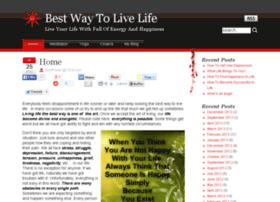 bestwaytolivelife.com