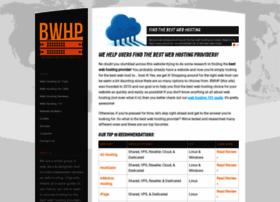 Bestwebhostingproviders.net