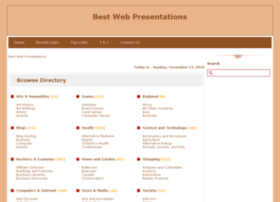 bestwebpresentations.com