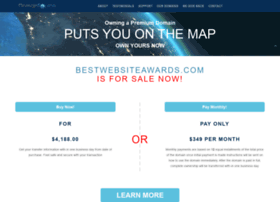 bestwebsiteawards.com