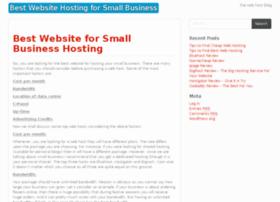 bestwebsitehostingforsmallbusiness.net