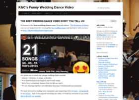 bestweddingdancevideos.com