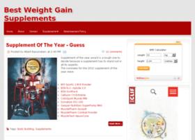 bestweightgainsupplements.blogspot.com