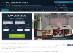 bestwestern-corona-london.h-rez.com