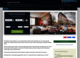 Bestwestern-hotel-chamade.h-rez.com
