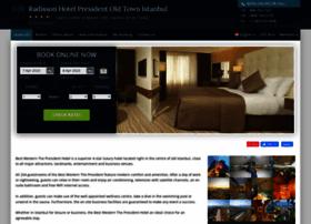 bestwestern-the-president.h-rez.com