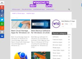 bestwindows10apps.com