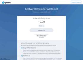 bestwirelessrouters2018.net
